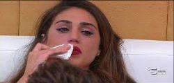 GF Vip - Cecilia Rodriguez piange per Francesco Monte : Non è stata la scelta giusta
