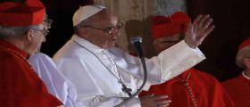 Papa Francesco : Non voglio più vedere il cardinale dei pedofili