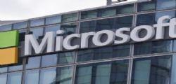 Stati uniti, commessa da 10 miliardi di dollari a Microsoft