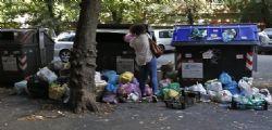 Rifiuti Roma, medici :Rischio sanitario