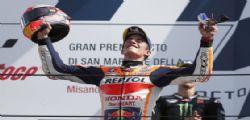 MotoGp : Marquez vince il Gp San Marino