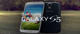 Il Galaxy S5 avrà Touch ID Sensor sul Tasto Home