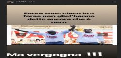 Mario Balotelli sul senatore nero leghista : Ma vergogna!