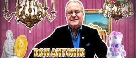 Il Boss delle Cerimonie Antonio Polese ricoverato in codice rosso : Scompenso cardiaco