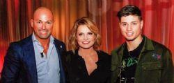 Il figlio di Simona Ventura e Stefano Bettarini accoltellato fuori dalla discoteca : non è in pericolo di vita