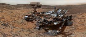 Vita su Marte : Jarosite ed alte temperature, una combinazione letale per i composti organici
