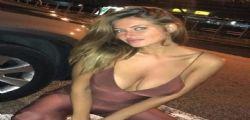 Elena Riz è la sexy madrina dell