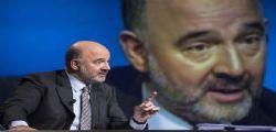 Def, Moscovici : euro debito tolto a servizi