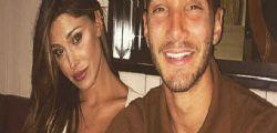 Belen Rodriguez e Stefano De Martino in crisi? su Facebook la bella foto di coppia