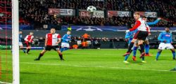 Champions League : Napoli eliminato da Feyenoord