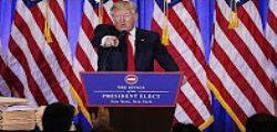 Donald Trump : i rapporti su di me sono immondizia