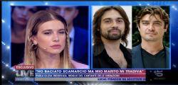 Clizia Incorvaia torna a parlare di Sarcina: Ho visto le chat
