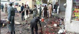 Afghanistan : Attentato a Jalalabad due esplosioni 35 morti e 100 feriti