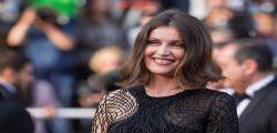Laetitia Casta : vestito trasparente sul red carpet a Cannes