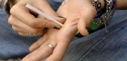 Rimini : Padre denunciato per uno schiaffo al figlio che fuma uno spinello