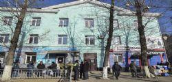 Russia, spara a scuola : 2 morti,3 feriti