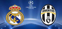 Real Madrid-Juventus Diretta tv Streaming e Online Gratis Champions League
