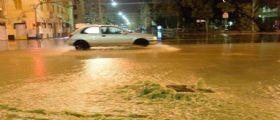 Maltempo, allerta in Liguria : Frane a Genova, chiuse due scuole ed evacuate tre famiglie