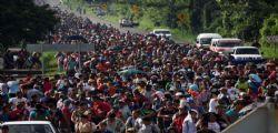 Nuova carovana di migranti : In duemila dal Messico verso gli Usa