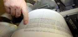 Terremoto : Scossa magnitudo 3.4 tra Macerata e Perugia