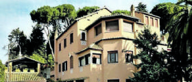 Alberto Sordi : la villa dell