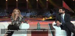 Nemicamatissima :Heather Parisi e Lorella Cuccarini su Rai Uno