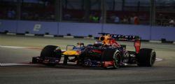 GP Singapore F1 2013 Streaming e Diretta TV