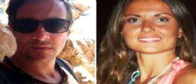 Incinta bruciata dal compagno : Carla Caiazzo e la piccola Giulia Pia stanno meglio