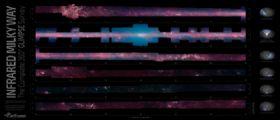 La Via Lattea a 360 gradi vista dal telescopio della NASA Spitzer