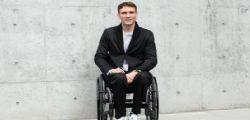 Manuel Bortuzzo: Mi do 10 anni per camminare
