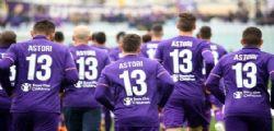 Fiorentina/ Tutto lo stadio ricorda Davide Astori : Capitano per sempre