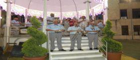 Il concerto della Banda di Conversano a Formia nella festività di San Giovanni Battista
