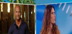 Isola dei Famosi : Dayane Mello e Stefano Bettarini non stanno insieme