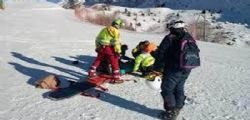 Altra tragedia in montagna! Bimba di 8 anni muore sullo slittino, grave la mamma