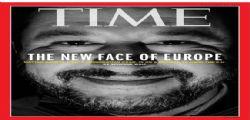 Matteo Salvini in copertina sul Time : Il volto nuovo dell