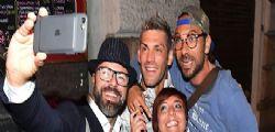 Grande Fratello Vip : Clemente Russo in discoteca con Costantino Vitagliano
