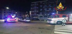 Milano : Litiga con vicino e incendia casa