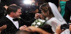 Elisabetta Canalis e Brian Perri : il matrimonio ad Alghero