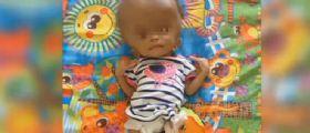 La piccola Nika salvata da Sarah Conque : La Madre se ne vergogna e l
