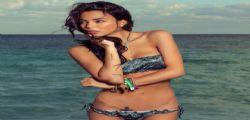 Chiara Biasi super sexy in spiaggia per Bikini Lovers 2015