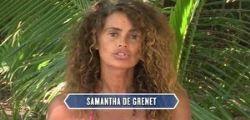 Anticipazioni Isola dei Famosi, scandalo per il gesto di Samantha De Grenet e Giulio Base