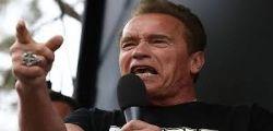 Arnold Schwarzenegger operato d