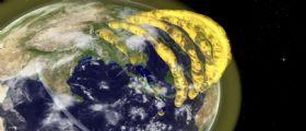 Osservati e ricostruiti in 3D i tubi di plasma della magnetosfera terrestre