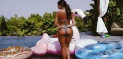 Belen Rodriguez in bikini per Iannone : Le curve migliori che abbia mai affrontato!!!