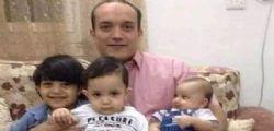 Una strage raccapricciante! Addormenta col sonnifero la moglie e i 3 figli e li decapita