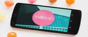 Android Lollipopo 5.1 è qui : ecco le factory image per i primi Nexus