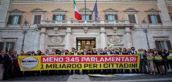 Taglio parlamentari è legge, ok Camera : Fatto storico