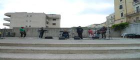 Concerto dei Ladri di Carrozzelle alla Villa Comunale di Formia in onore di Gerard Lutte