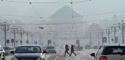 Allarme smog : blocco traffico a Milano, Pavia, Bergamo e Torino