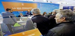 Pensionati : 5,8 mln con meno di 1000 euro mese